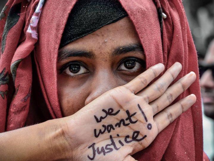 Acabemos con la violencia sexual en los conflictos