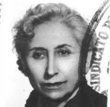 Lucía Sánchez Saornil, pionera de la revolución feminista